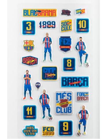 Minge FC BARCELONA Streetball Gold